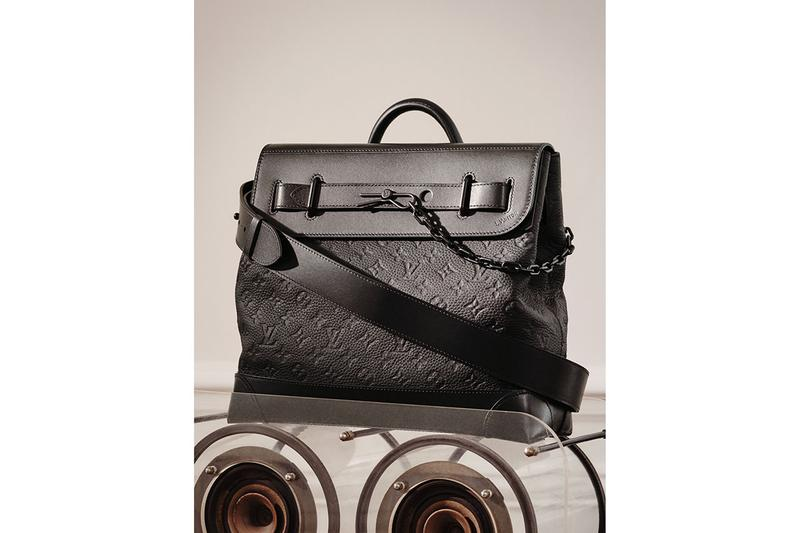 "Louis Vuitton ""The New Formals"" Men's Leather Goods Release Information Collection Menswear Accessories Bags Virgil Abloh LV Artistic Director Monogram Luxury Spring Drop"