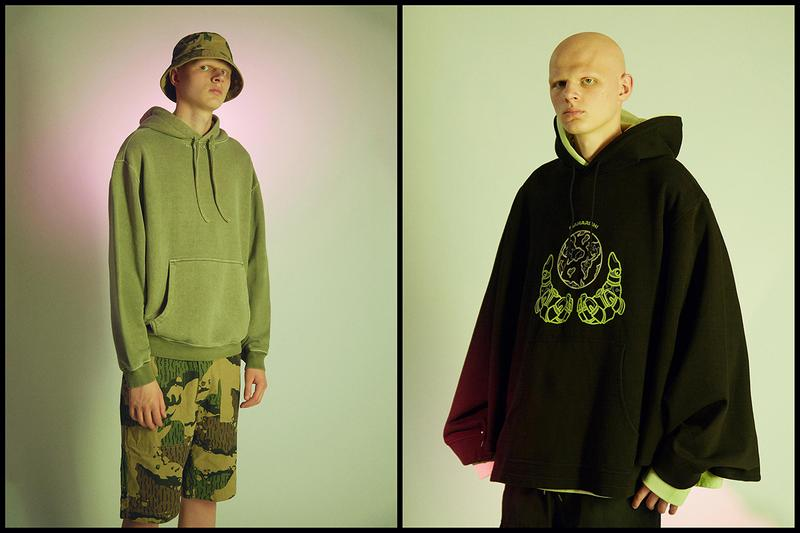 "maharishi Spring/Summer 2020 Collection Lookbook Release Information Drop Dates ""2020VISION"" Vintage Scajan-Style Embroidery 3M Materials"