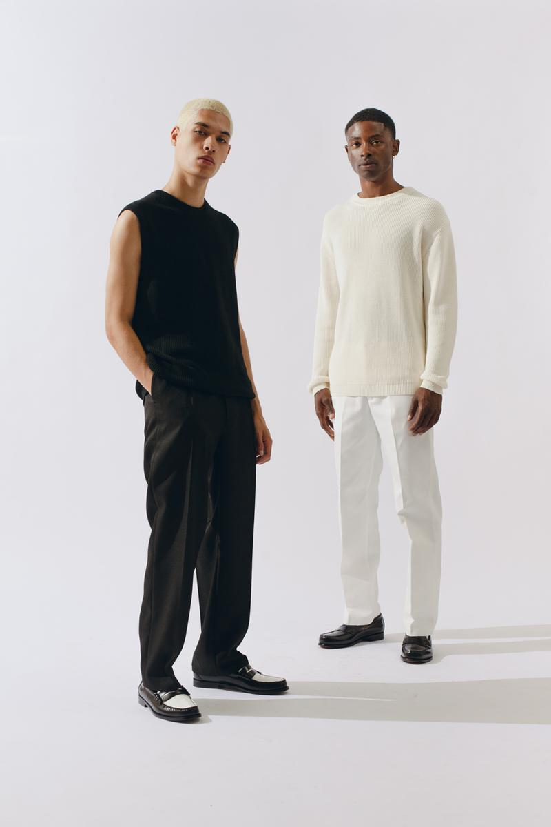 """Maiden Noir Spring/Summer 2020 Collection Info """"Space, Light, Order""""  Le Corbusier Modern Purism Philosophy Jackets Blazers Shorts Pants Bucket Hats Blazers Shirts Vests"""