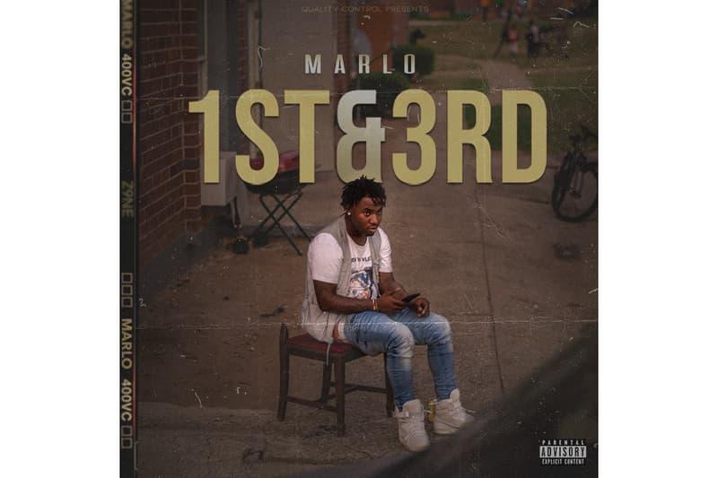 Marlo 1st N 3rd Album Stream quality control music