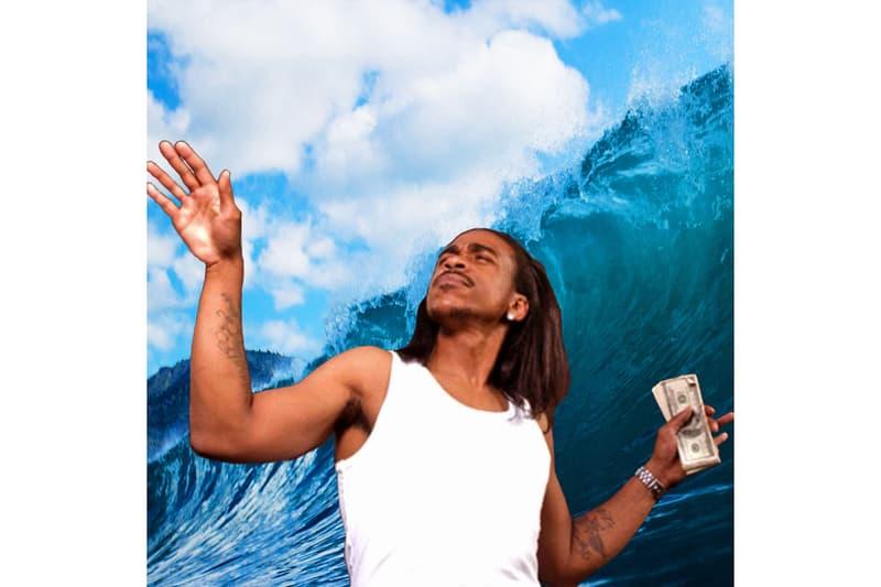 Max B Releases New Wave Pack Album Mixtape Listen Stream Music Videos HYPEBEAST Harlem Wave God French Montana Harry Fraud House of Money EP Documentary FreeMaxB