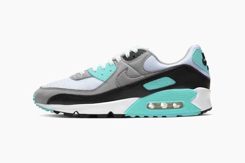 "Nike Air Max 90 ""Hyper Turquoise"""