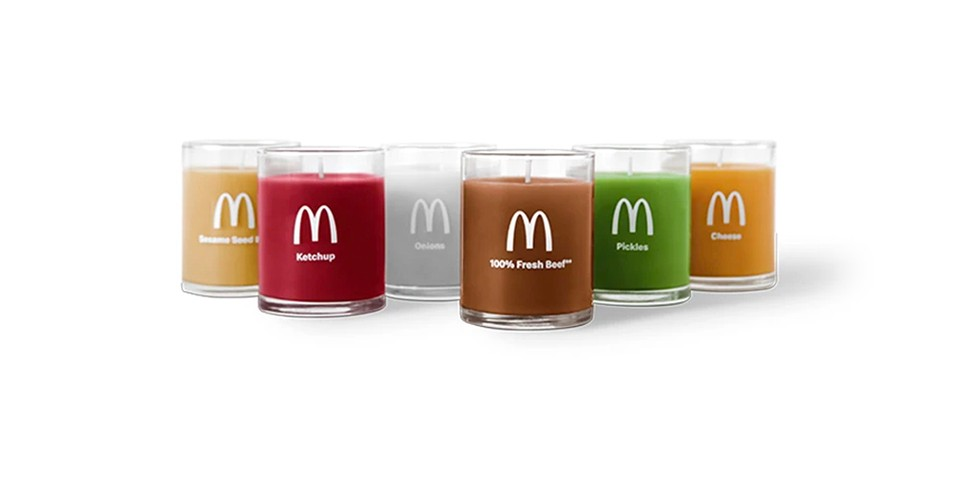 Mcdonald's Launches Quarter Pounder Fan Club With Burger Scented Candles