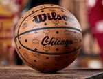 "MCM and Wilson Honor NBA All-Star Weekend With Luxe ""Chicago"" Basketball"