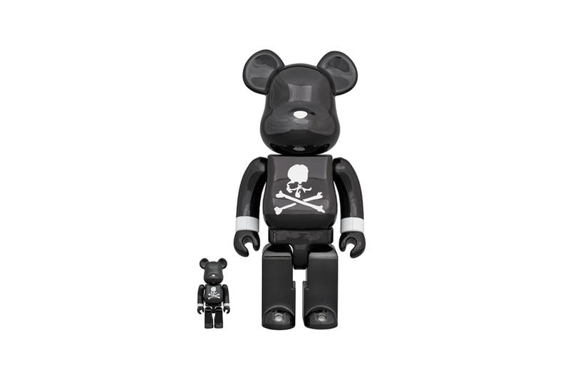 mastermind JAPAN Medicom Toy Black Chrome BEARBRICK 100 400 1000 size toys figures japanese masaaki homma streetwear designer collectibles novelties 2020 model plaything