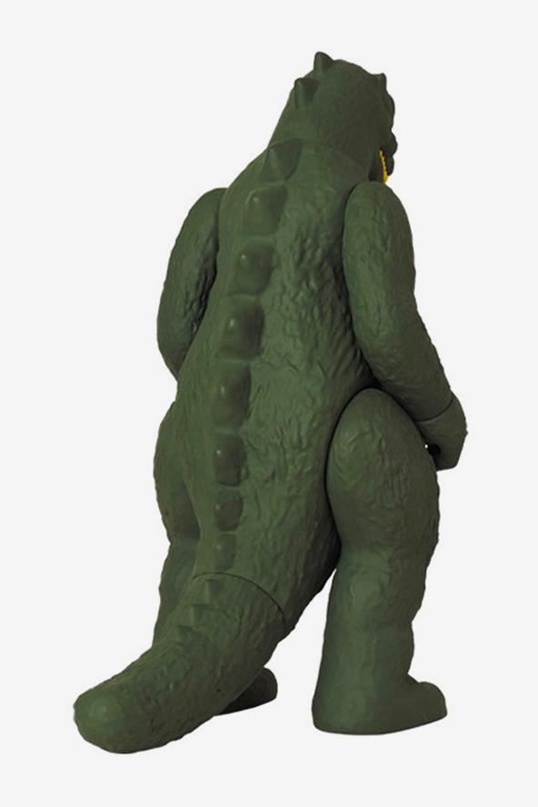 Medicom Toy JUMBO AMAZING CHARACTERS Godzilla Release Info Buy Price Soft Doll JAC