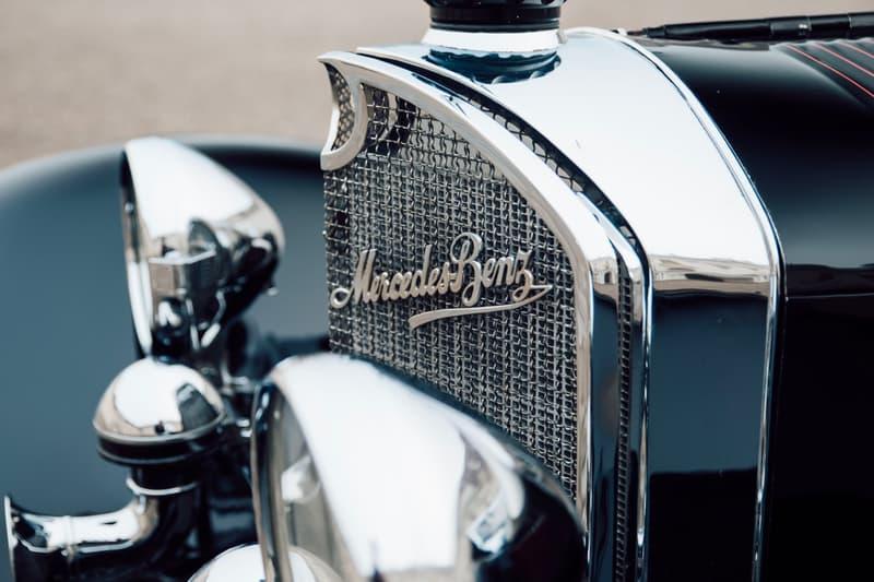 1929 mercedes benz 710 ss vintage cars artcurial auctions collectors rare