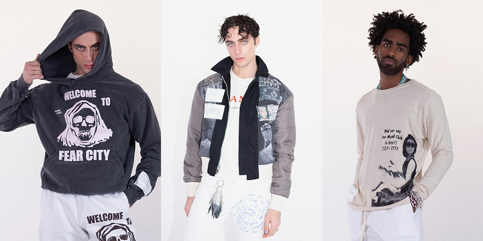 """Mr. Saturday Continues Study of Ephemera With """"Stranger Than Paradise"""" FW20 Collection"""