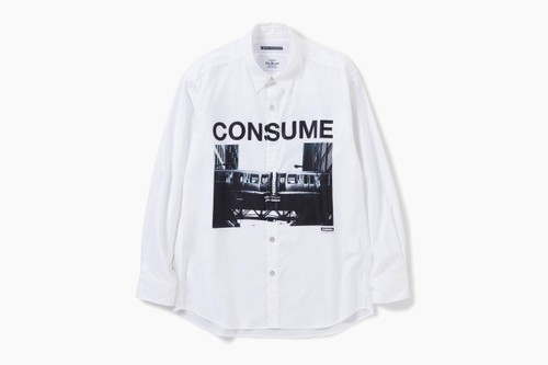 "Osamu Nagahama x NEIGHBORHOOD ""CONSUME"" Shirt"
