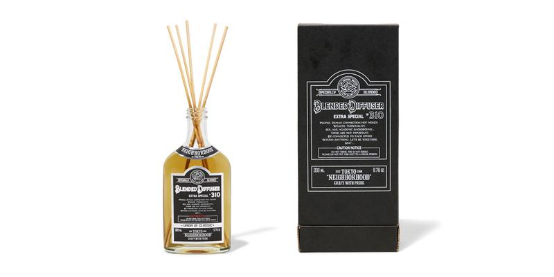 NEIGHBORHOOD x LINC ORIGINAL MAKERS DIFFUSER Info fragrances home interior reed diffuser Japan Tokyo