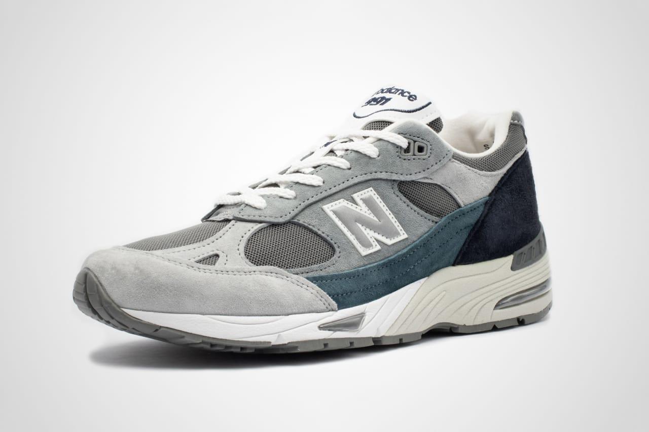 m991 light grey new balance
