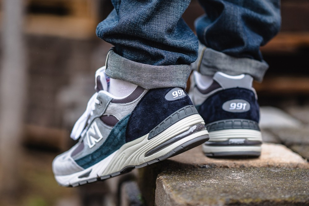 new balance 991 made in uk grey blue navy release date info photos price