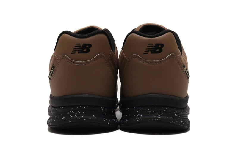 New Balance MW880GT4 GORE TEX Brown footwear shoes sneakers kicks runners trainers spring summer 2020 collection trufuse cushioning technology weatherized waterproof