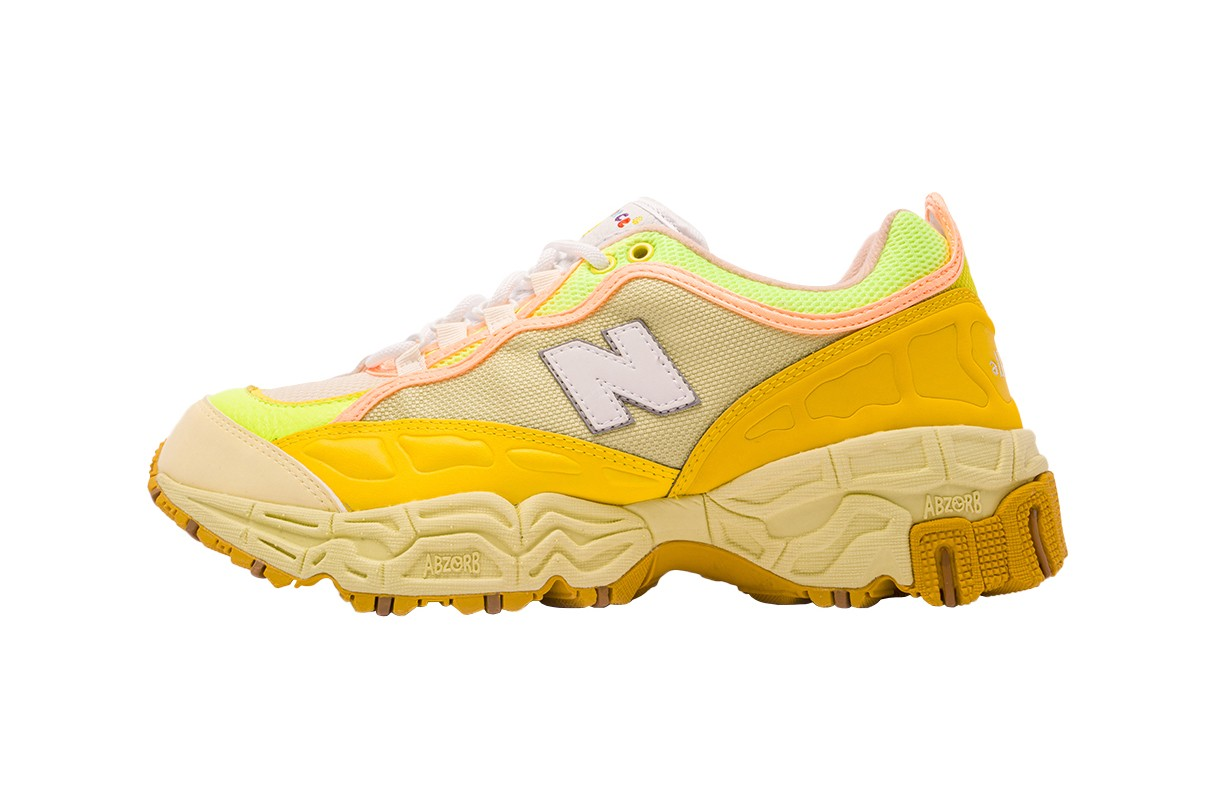 Paperboy Paris New Balance 801 Project Greenhouse Foot Locker Tuna Tataki Sandwich Coffee Latte Ginger Lemonade release information buy cop purchase pop up store new york