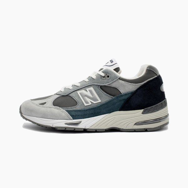 "New Balance 991 Made in UK ""Grey/Blue"""