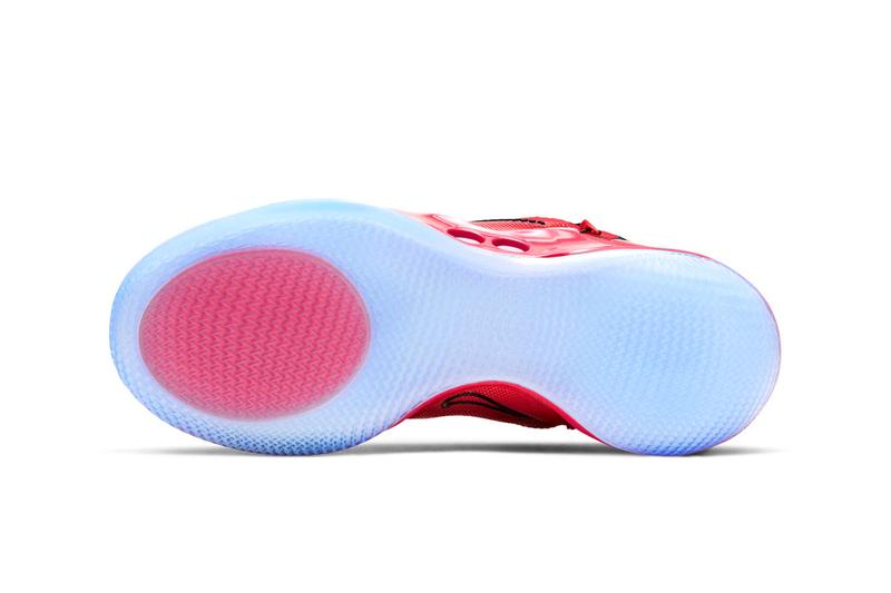 Nike 2K20-Exclusive Adapt BB 2.0 Chicago Info sneakers kicks basketball self-lacing video games Ja Morant