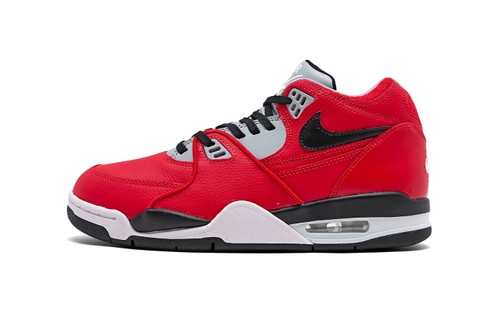 "Nike's Air Flight '89 Receives Bold ""Red Cement"" Makeover"