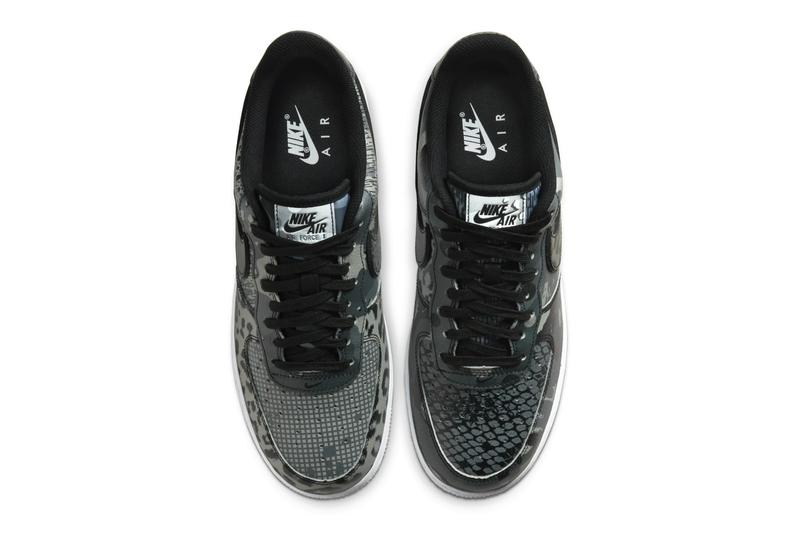 Nike Air Force 1 City of Dreams Release 2020 NBA All Star Weekend Game Info Buy Price light smoke grey