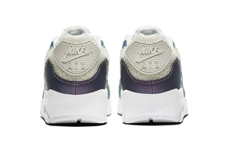 nike air max 90 20 bubbles CT5066 100 summit white black multi color release date info photos price