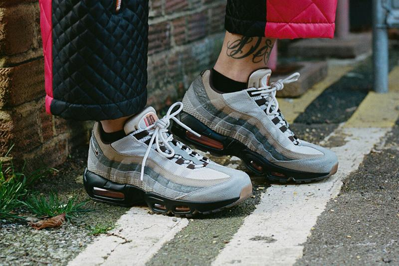 nike air max 95 110 pounds uk gb exclusive footpatrol sneakers release date info photos price