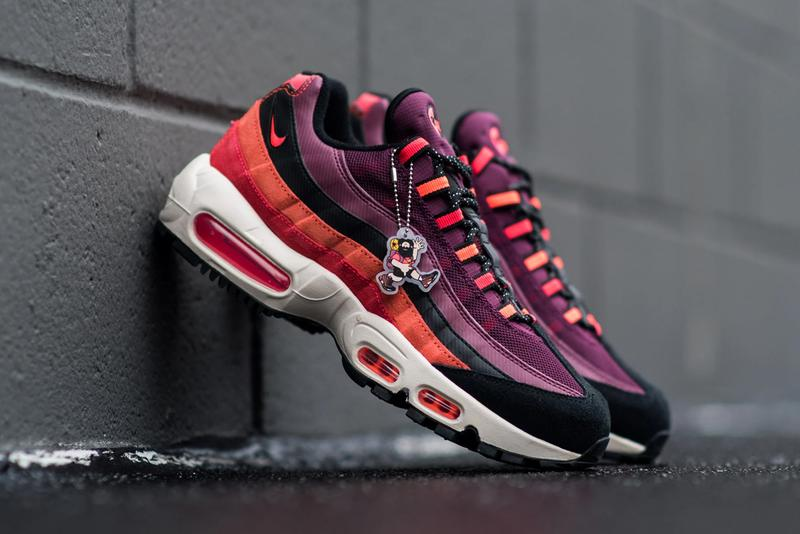 nike air max 95 utility villian red hyper crimson black CI3670 600 release date info photos price