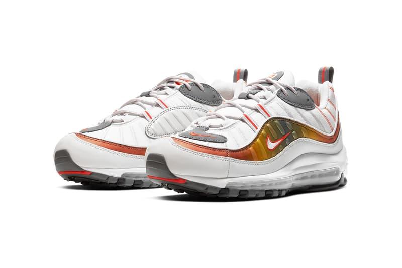 Junior Cenare Divertire  Nike Air Max 98 Release 2020 | HYPEBEAST DROPS