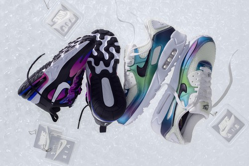 "Nike Unveils the Bubble Wrap Inspired Air Max ""Bubble"" Pack"