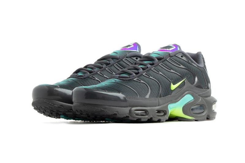 Nike Air Max Plus Iron Grey Iridescent Release Info CV1636-001