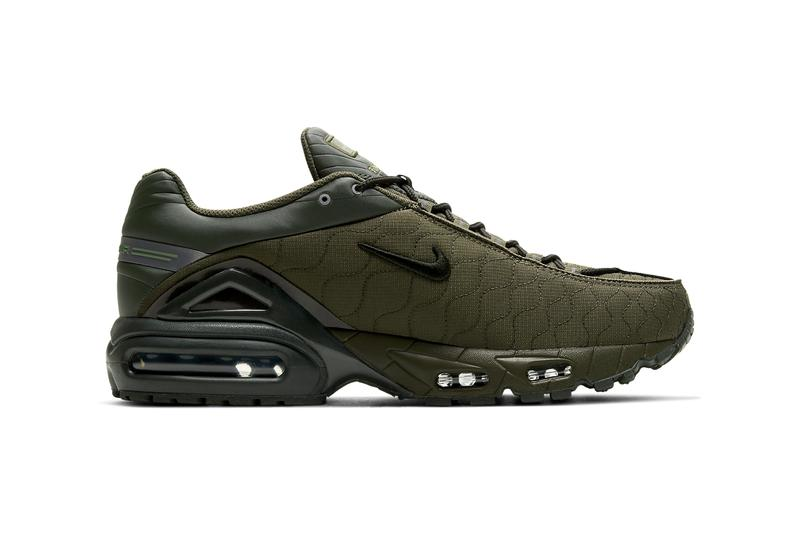 nike air max tailwind v 5 iron grey light armory blue off noir medium olive oil sequoia green CQ8713 001 200 release date info