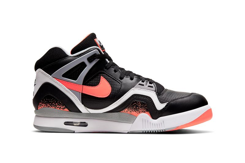 Nike Air Tech Challenge 2 Black Lava Release Info Hypebeast