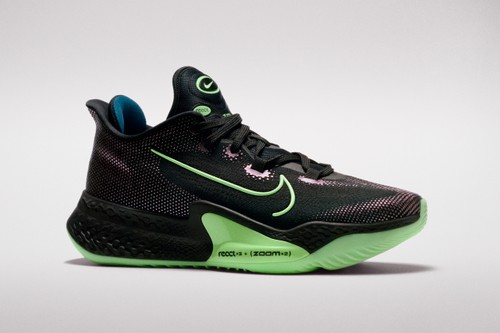 Nike Basketball Goes For Gold With Olympic Footwear and Uniforms