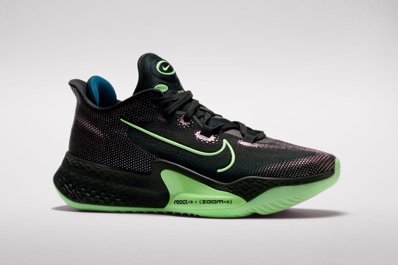 Nike Air Zoom BB NXT \u0026 Olympic