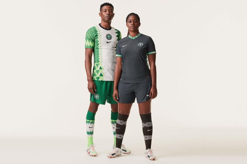 Nike 2020 Football Kits for Nigeria, USA & South Korea soccer jerseys Tokyo japan olympics