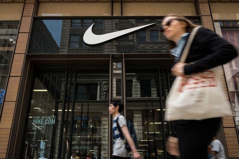 Nike Impact Report FY19 John Donahoe President and CEO Letter Sustainability Environmental Initiatives Work Ethics Renewable Energy Female Career Roles Vice Presidents US Underrepresentation minority groups