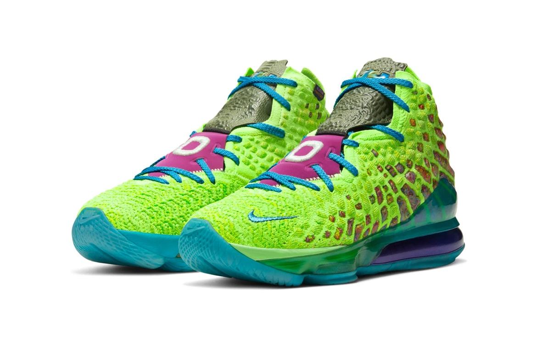 Nike Lebron 17 Mr Swackhammer Release Hypebeast