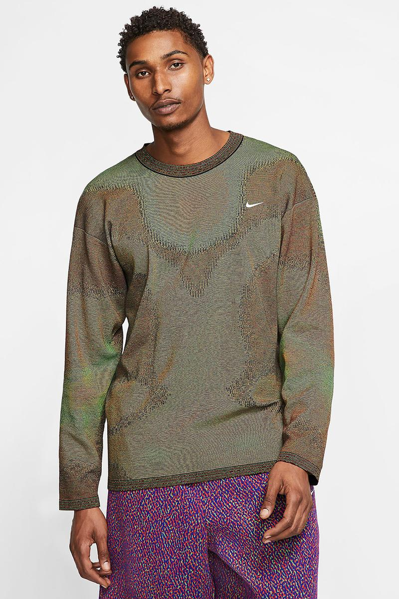 "Nike ""Made in Italy"" SS20 Apparel Clothing Collection menswear running spring summer 2020"
