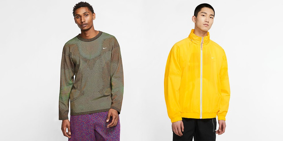 """Nike's """"Made in Italy"""" Capsule Sources Premium, Color-Drenched Textiles"""