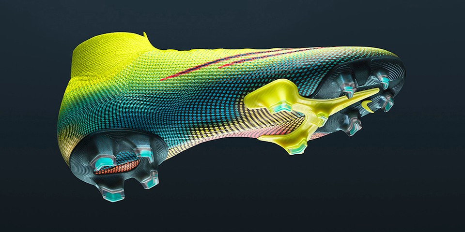 Nike Celebrate's Football's Fastest Players With New Mercurial Dream Speed