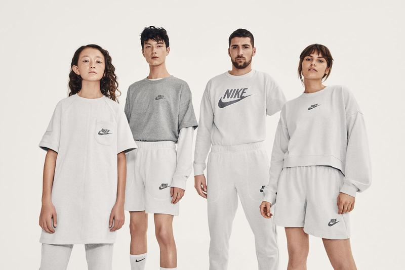 nike move to zero sustainable apparel collection recycled materials tee shorts hoodie jacket release date info photos price