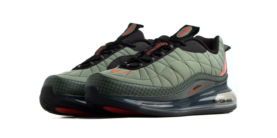 Nike's Futuristic MX-720-818 Appears in a Trifecta of New Styles