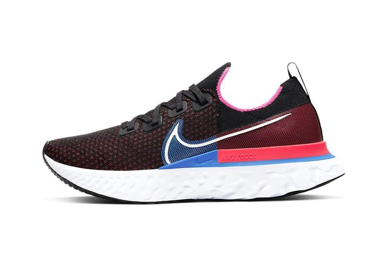 Nike React Infinity Run Orbit Red Photo Blue CD4371-005