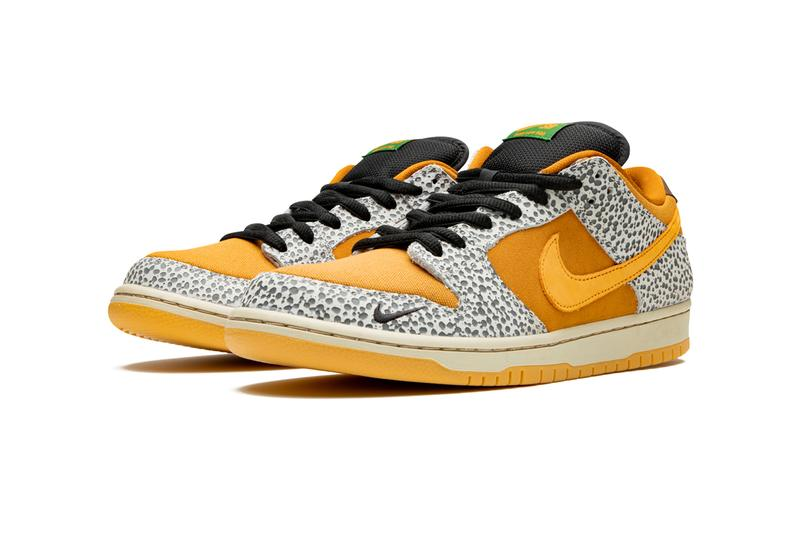 Nike SB Dunk Low Safari Official Release Date CD2563-002 Buy Price Neutral Grey Kumquat Desert Ochre atmos Air Max 1