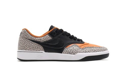 "Nike SB GTS Return Premium Takes On Familiar ""Safari"" Colorway"