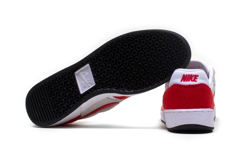 nike sb gts return air max 1 sport red pure platinum black grey white release date info photos price