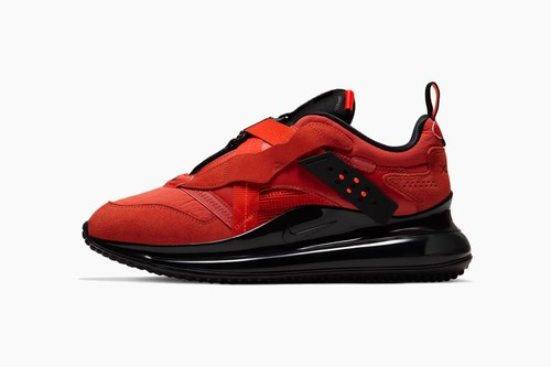 "Nike Air Max 720 OBJ Slip ""Team Orange"""