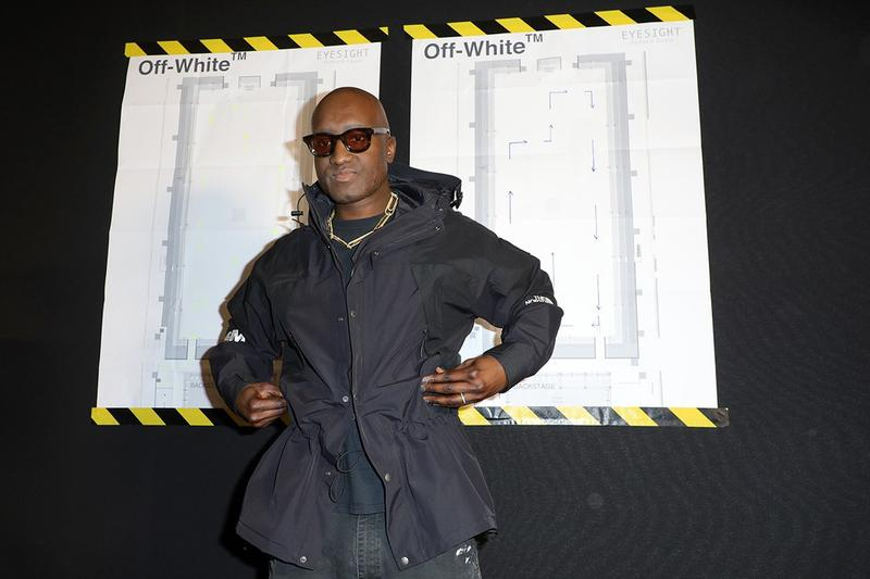 off-white virgil abloh paris fashion week pop up spring summer 2020 jewelry jewellery rue saint honore eyewear buy cop purchase address details opening hours