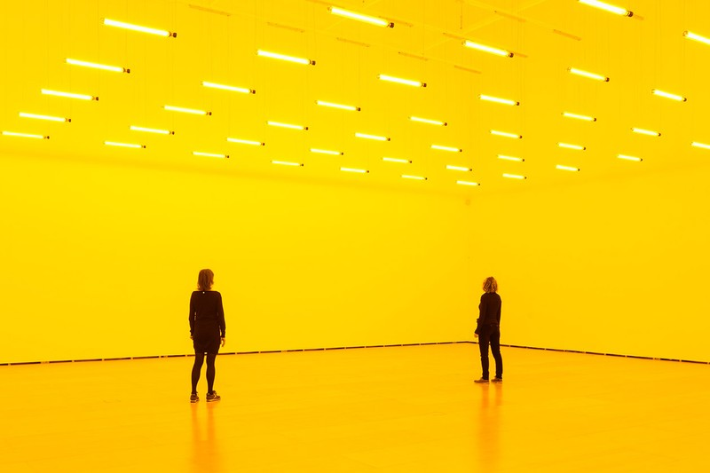Olafur Eliasson Sheds Light on Environmental Issues With Immersive Installations