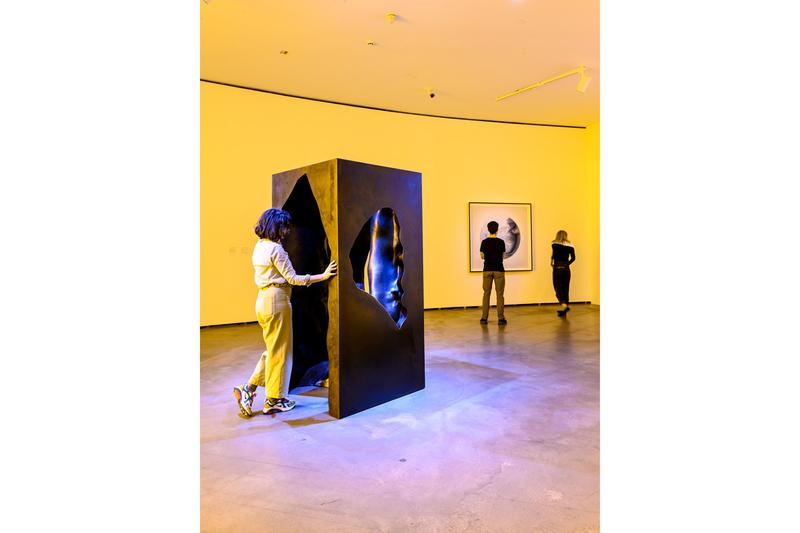 "Olafur Eliasson ""In Real Life"" Exhibition Guggenheim Museum Bilbao Installations Sculptures Light Reflection"