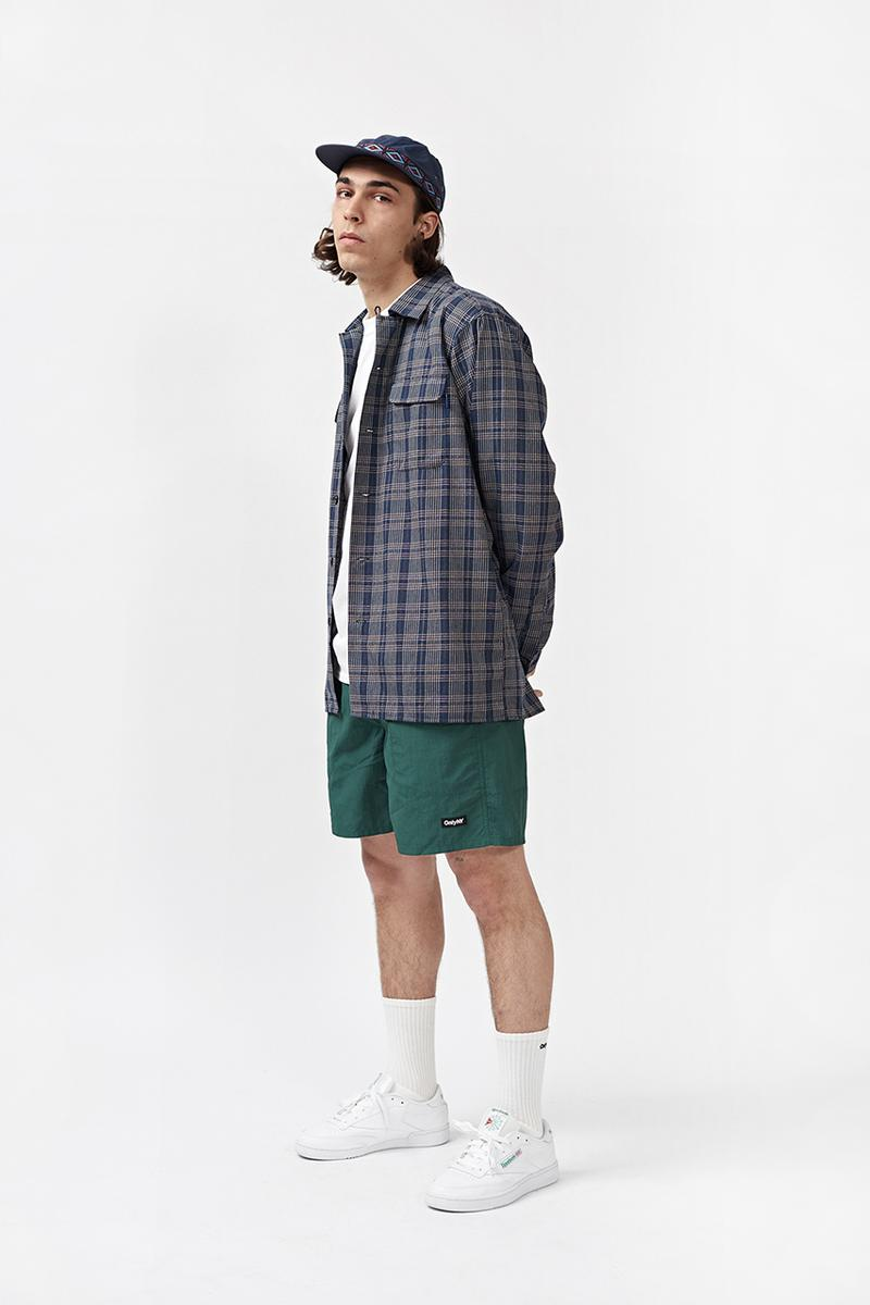 Only NY Spring Summer 2020 Collection lookbook menswear streetwear new york city t shirt sweater hoodies long sleeves baseball shirt Saltwater Guide Fly Fishing Wide Wade Corduroy Chill Shorts