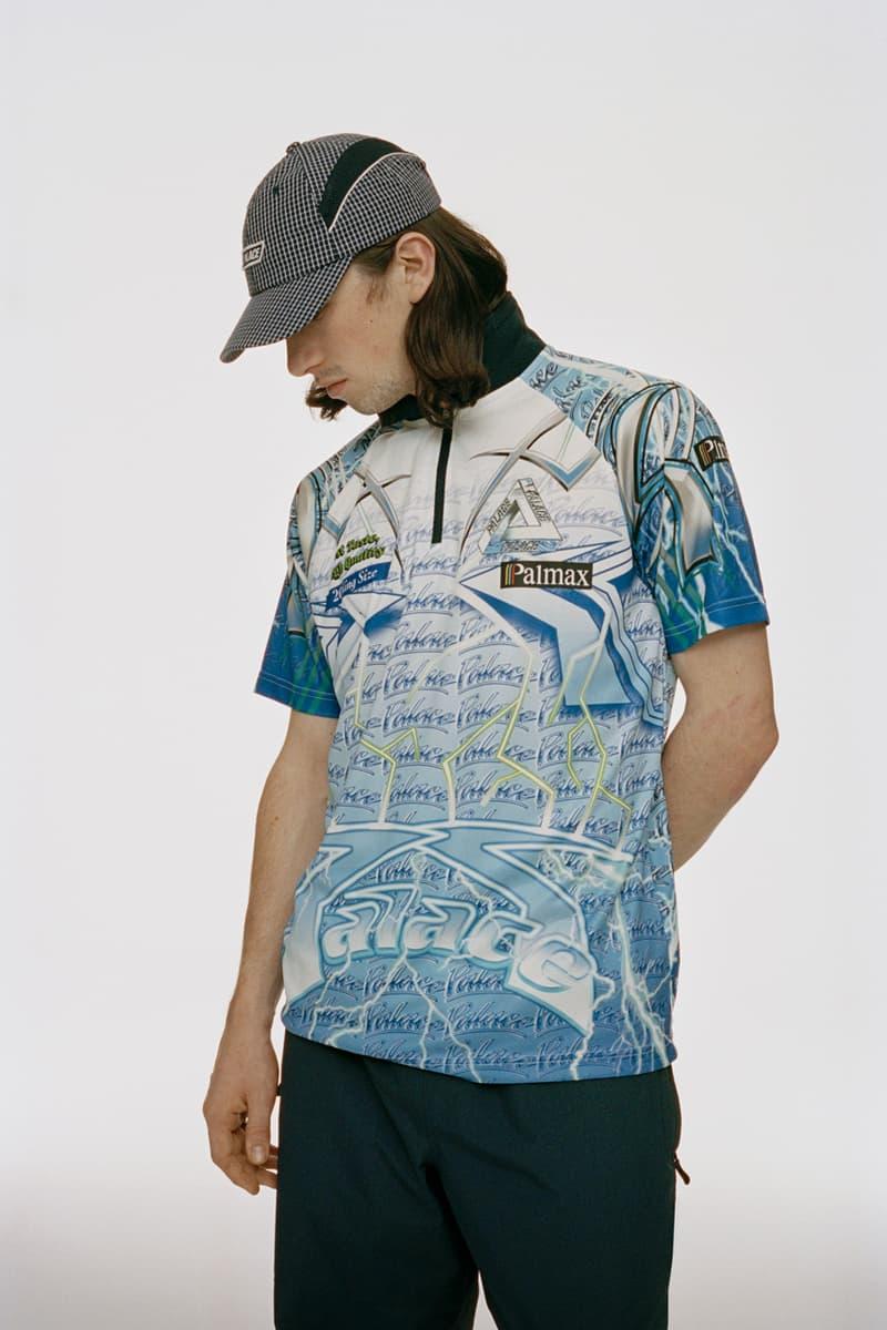 palace skateboards spring 2020 lookbook photos tee hoodie jacket hat release date info photos price